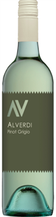 Alverdi Pinot Grigio 2015 750ml - Case of 12